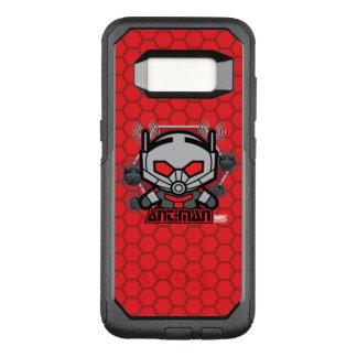Kawaii Ant-Man Graphic OtterBox Commuter Samsung Galaxy S8 Case