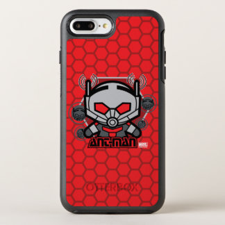 Kawaii Ant-Man Graphic OtterBox Symmetry iPhone 8 Plus/7 Plus Case