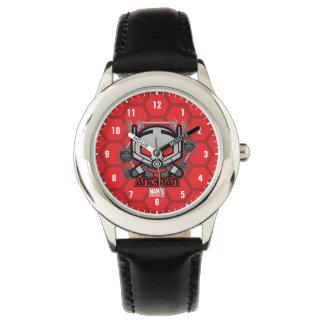 Kawaii Ant-Man Graphic Watch