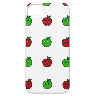 Kawaii apple design for iPhone case
