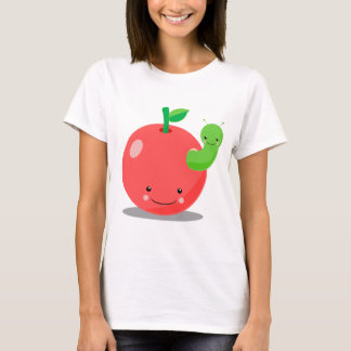 kawaii apple T-Shirt