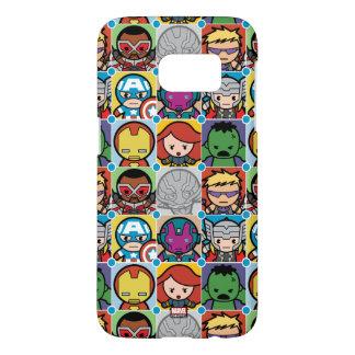 Kawaii Avengers Vs Ultron Pattern