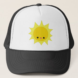Kawaii baby sun hat