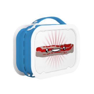 Kawaii Bacon Lunchbox