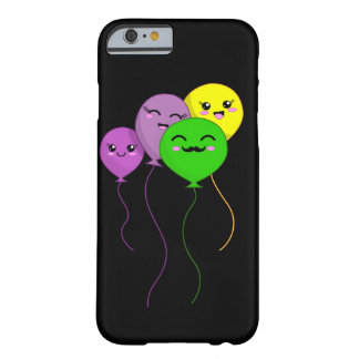 Kawaii Balloon Family Barely There iPhone 6 Case