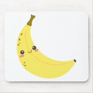 Kawaii Banana Mouse Pad