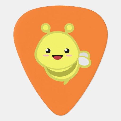 Kawaii Bee Guitar Pick