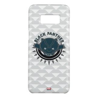 Kawaii Black Panther Logo Case-Mate Samsung Galaxy S8 Case