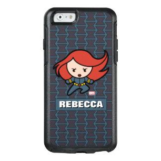 Kawaii Black Widow Dash OtterBox iPhone 6/6s Case