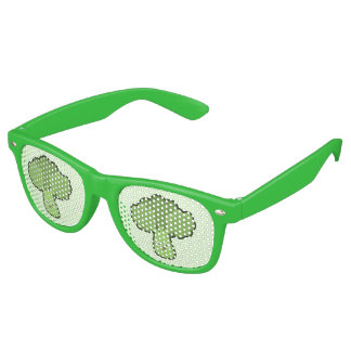 Kawaii Broccoli Retro Sunglasses