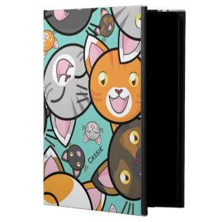 Kawaii Cats iPad Air 2 Folio Case