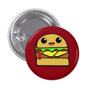 Kawaii Cheese Burger 3 Cm Round Badge