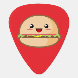 Kawaii Cheeseburger Plectrum