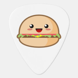 Kawaii Cheeseburger Pick