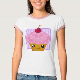 Kawaii Cherry Cupcake Apparel Shirt