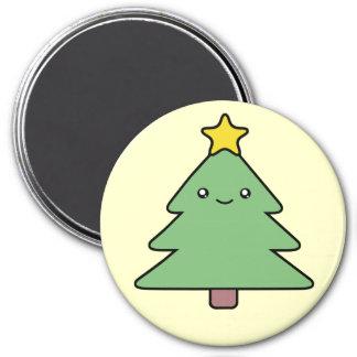 Kawaii Christmas Tree Magnet