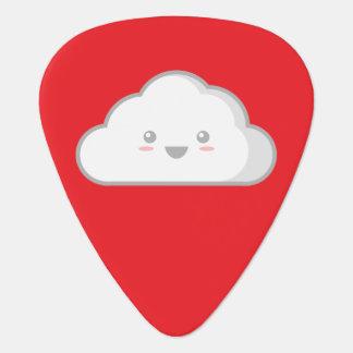 Kawaii Cloud Plectrum