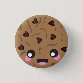Kawaii Cookie Button