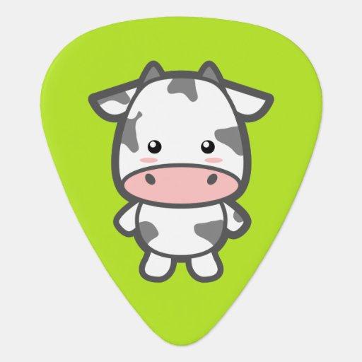 Kawaii Cow Pick