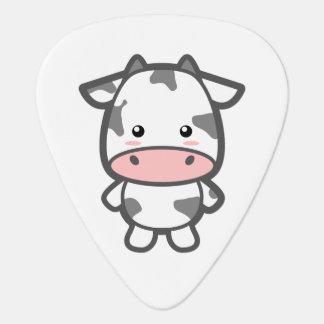 Kawaii Cow Plectrum