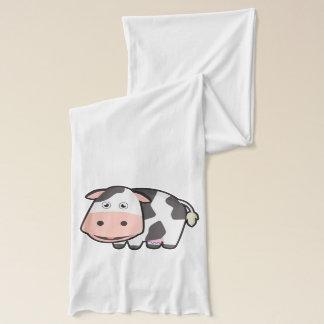 Kawaii Cow Scarf