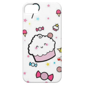 Kawaii Cupcake and Sweets iPhone 5 Cases
