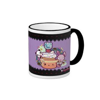 Kawaii Cupcake Attacked! Coffee Mug