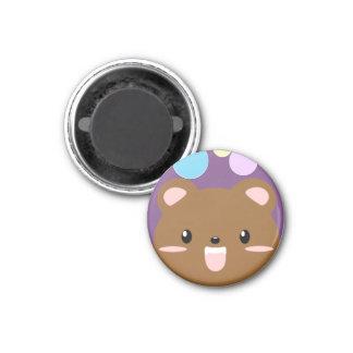 Kawaii/Cute Bear-Magnet (Multiple Sizes) Magnet