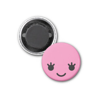 Kawaii Cute Face Magnet