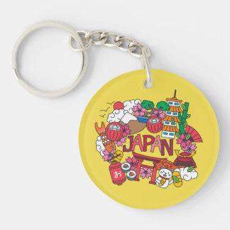Kawaii Cute Japan! Key Ring