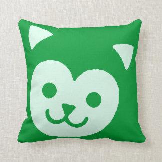 Kawaii Cute Sweet Kitty Cat Face Pillows