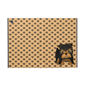 Kawaii Cute Yorkshire Terrier Puppy Dog iPad Mini Case