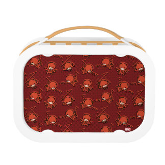 Kawaii Daredevil With Paired Short Sticks Lunch Box