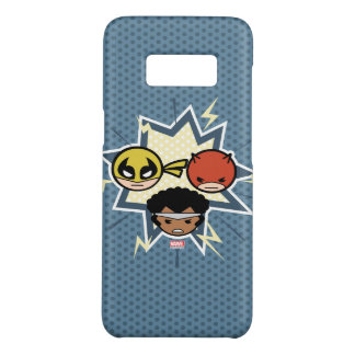 Kawaii Defenders Case-Mate Samsung Galaxy S8 Case