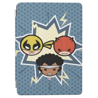 Kawaii Defenders iPad Air Cover
