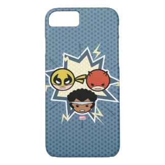 Kawaii Defenders iPhone 8/7 Case