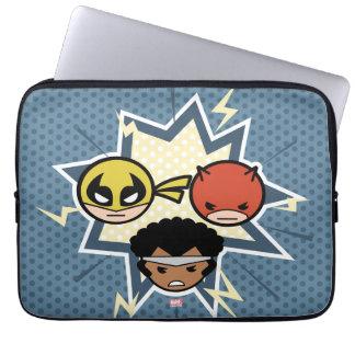 Kawaii Defenders Laptop Sleeve