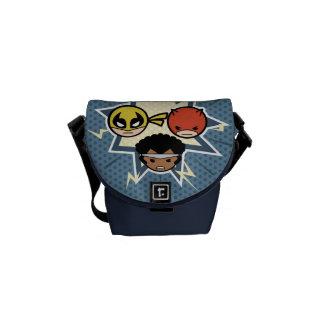 Kawaii Defenders Messenger Bag