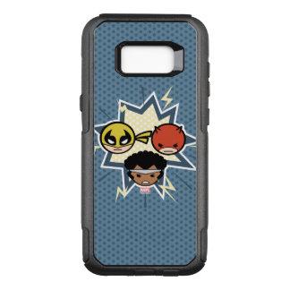 Kawaii Defenders OtterBox Commuter Samsung Galaxy S8+ Case