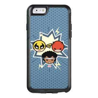 Kawaii Defenders OtterBox iPhone 6/6s Case