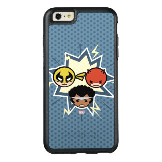 Kawaii Defenders OtterBox iPhone 6/6s Plus Case