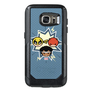 Kawaii Defenders OtterBox Samsung Galaxy S7 Case