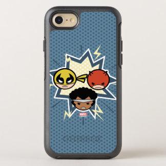 Kawaii Defenders OtterBox Symmetry iPhone 8/7 Case
