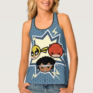 Kawaii Defenders Singlet