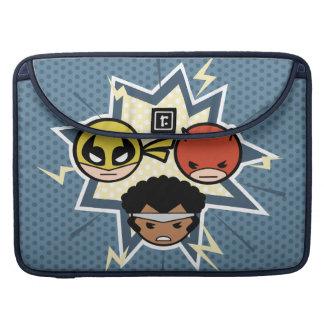 Kawaii Defenders Sleeve For MacBook Pro