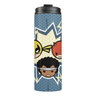Kawaii Defenders Thermal Tumbler