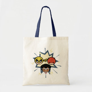 Kawaii Defenders Tote Bag