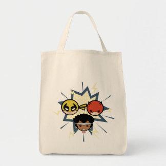 Kawaii Defenders Tote Bag