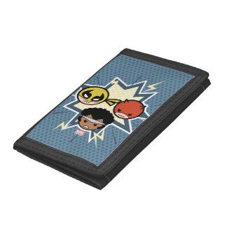 Kawaii Defenders Trifold Wallet