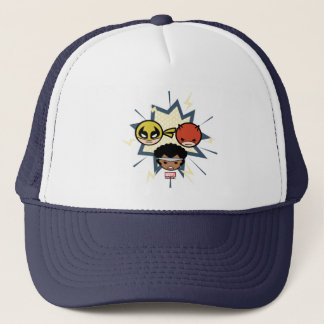 Kawaii Defenders Trucker Hat
